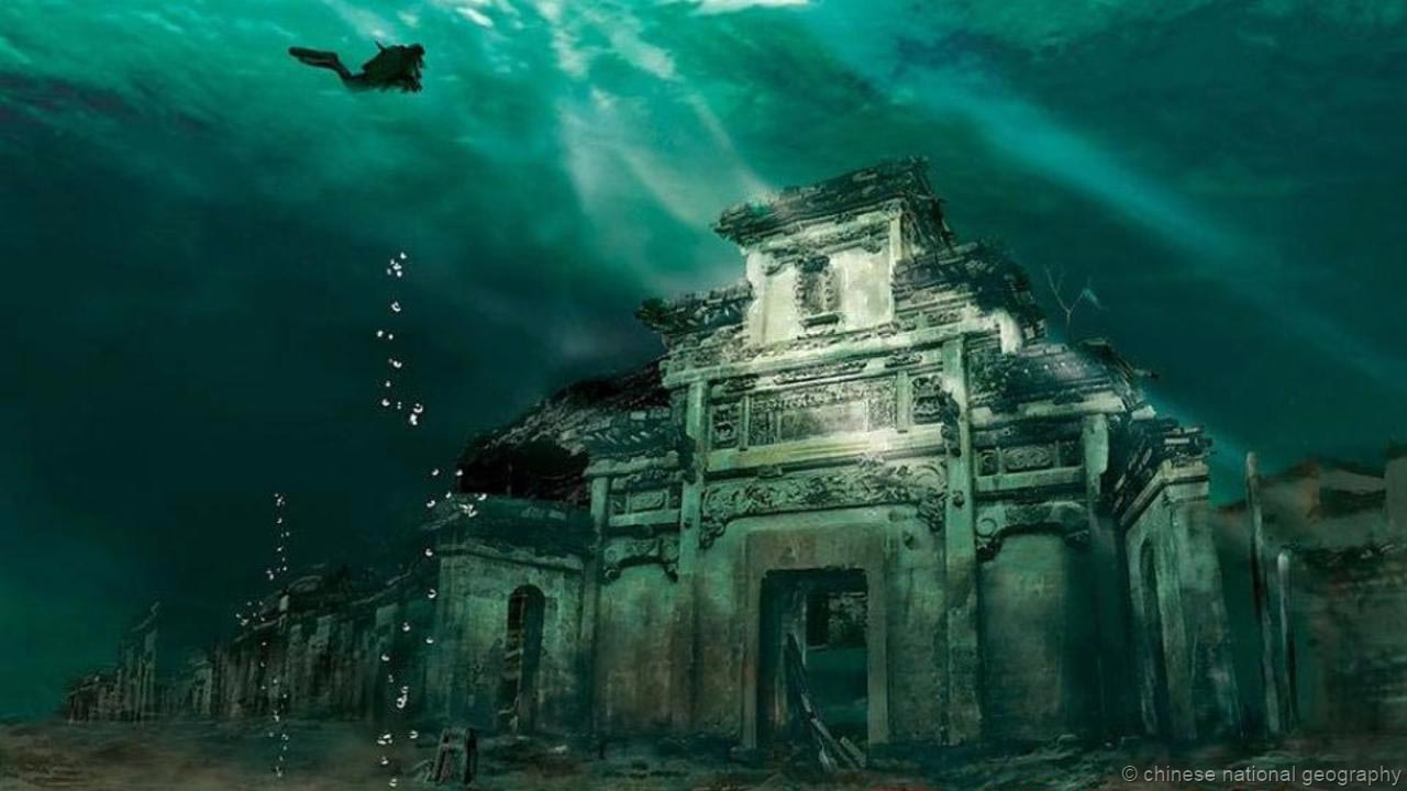 Top 20 verborgen wonderen onder water