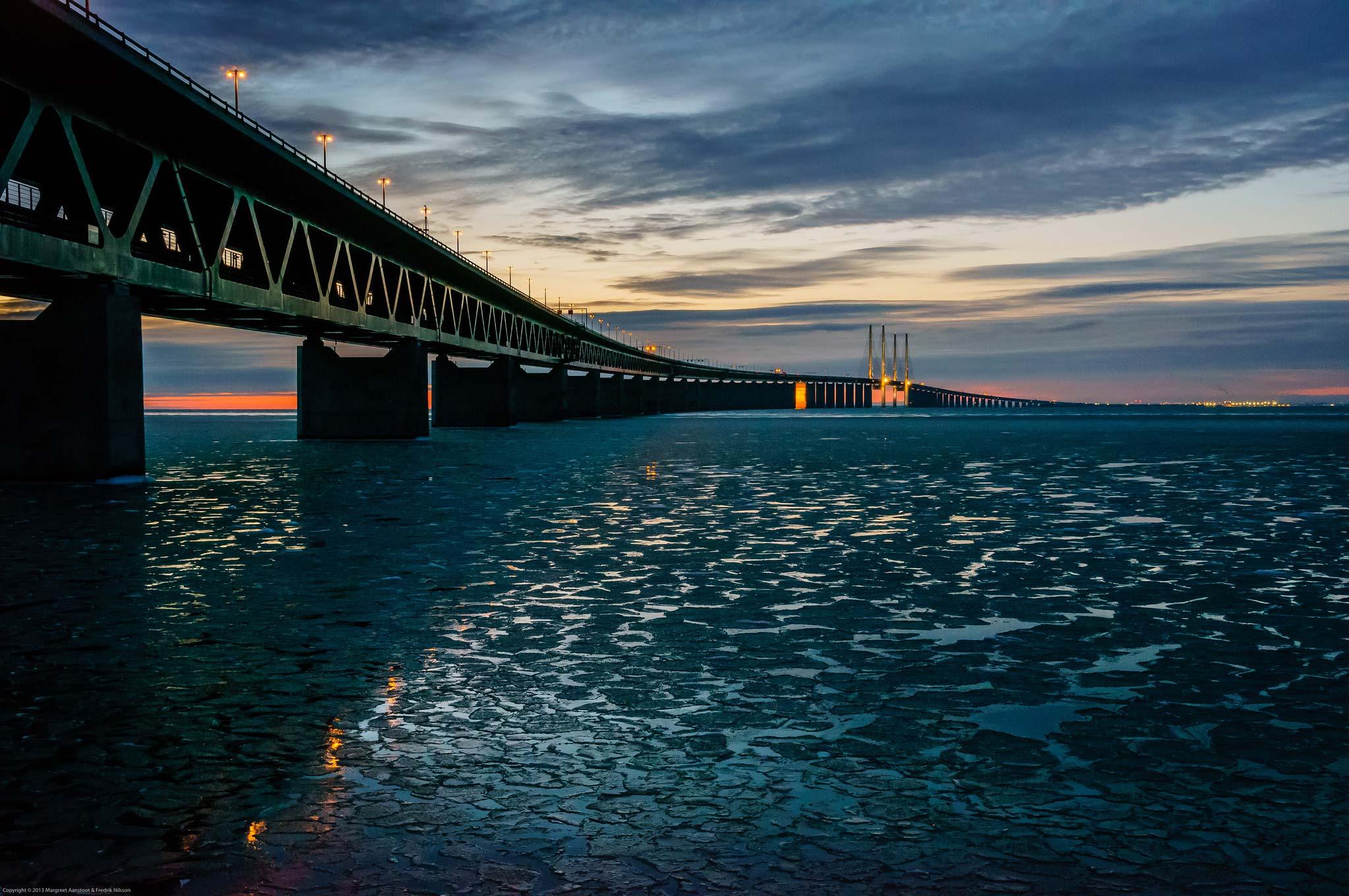 De ongelooflijke onderzeetunnel tussen Denemarken en Zweden