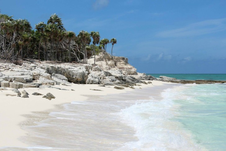 Grace Bay in Providenciales, Turks and Caicos, retained its No. 2 spot on this year's list.