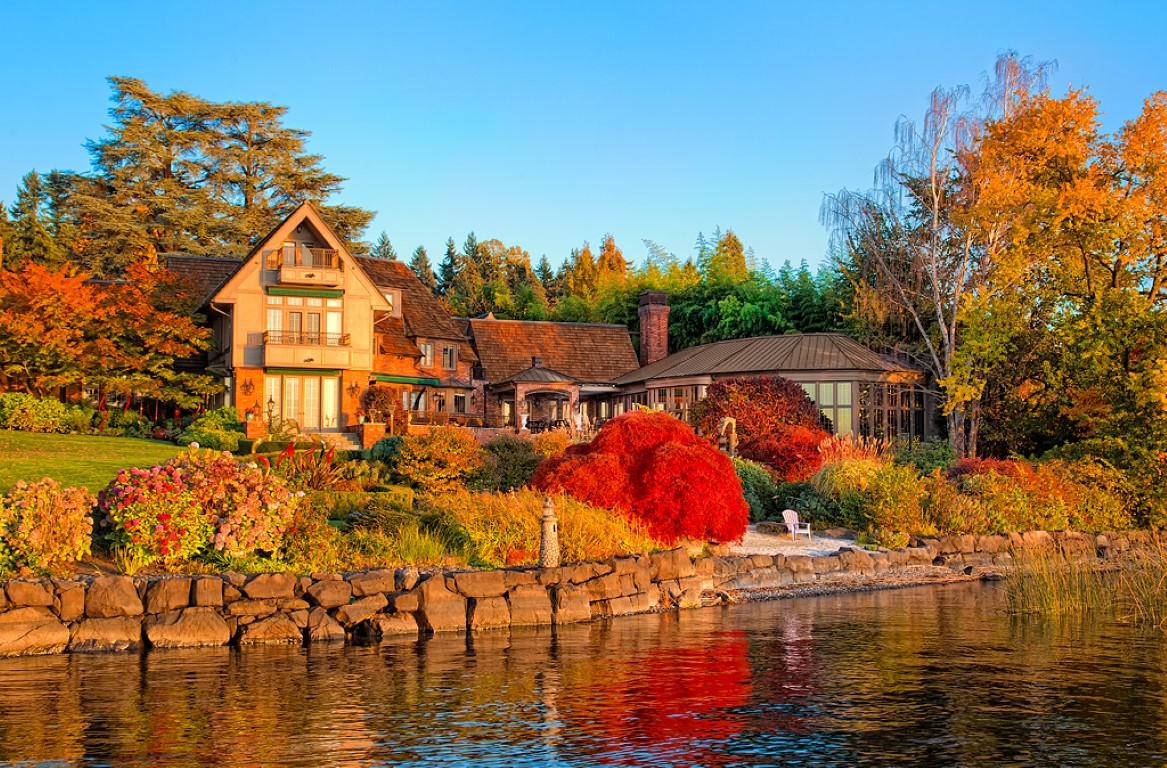 15 meest ongelooflijke plaatsen om deze herfst te bezoeken!