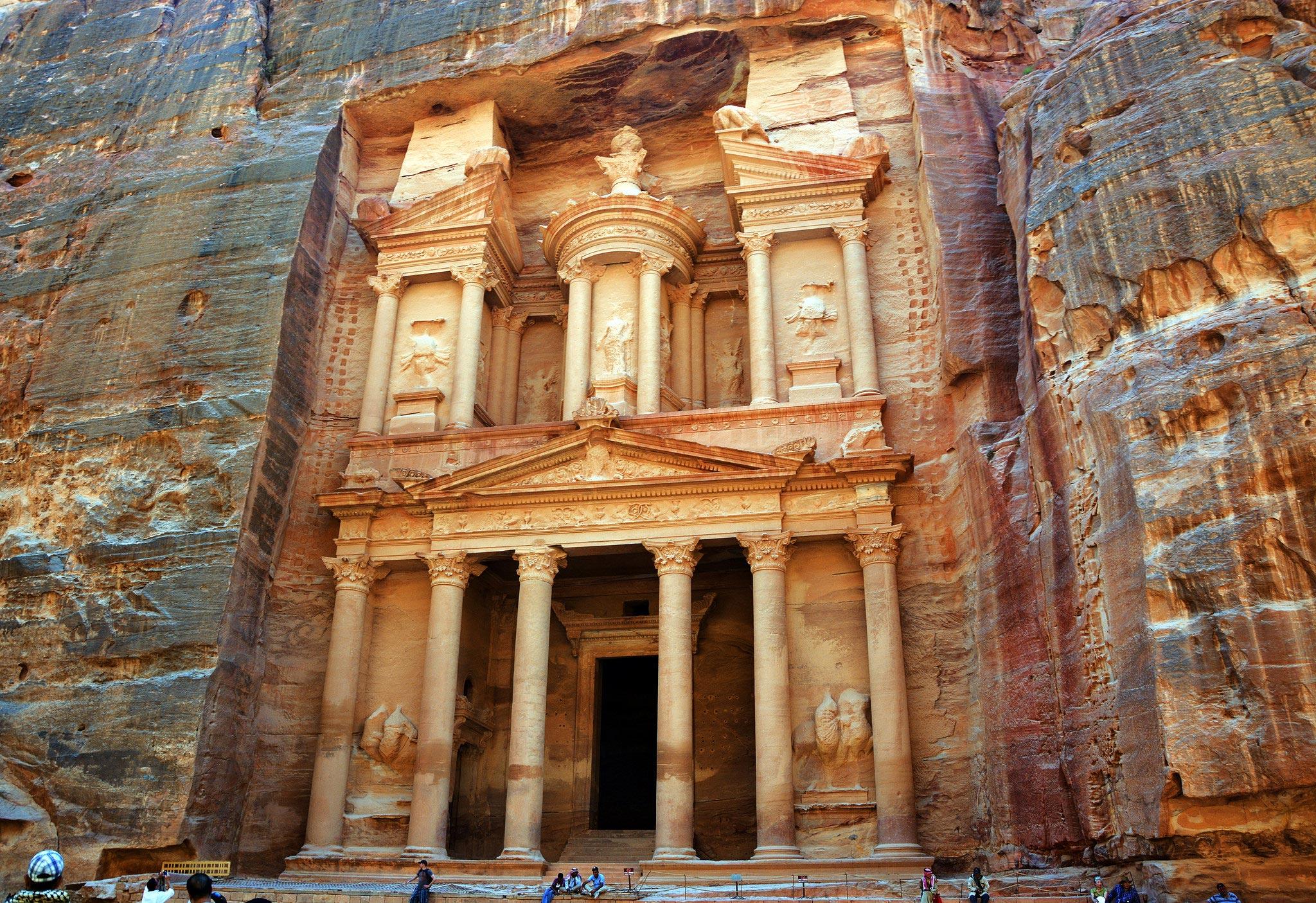 De 16 waanzinnigste architecturale wonderen van de oudheid