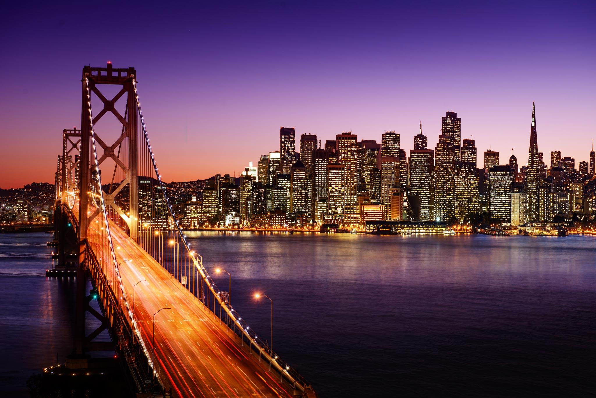De 18 meest indrukwekkende skylines ter wereld