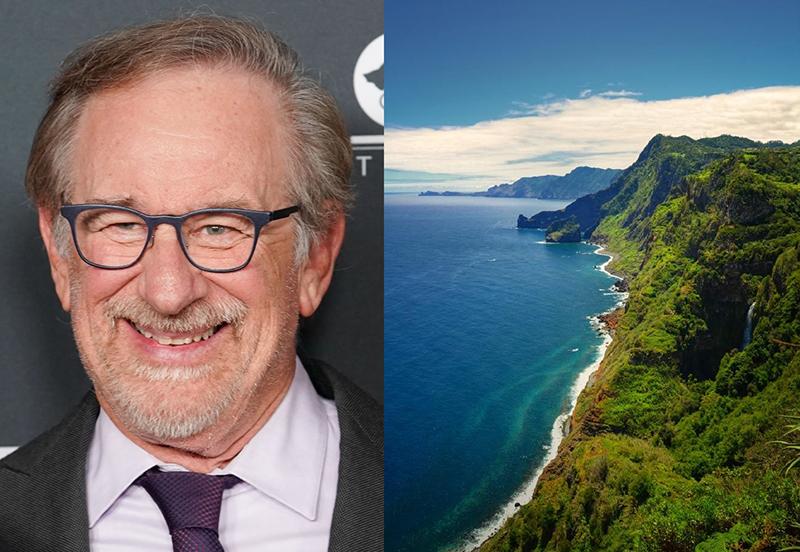 Steven Spielberg And Madeira Archipelago
