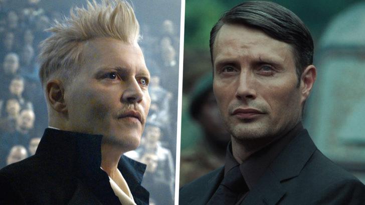 Les Animaux Fantastiques 3 : Mads Mikkelsen remplacera Johnny Depp